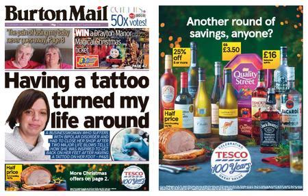 Burton Mail – November 21, 2019