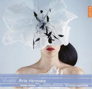 Sonia Prina, Accademia Bizantina, Ottavio Dantone - Vivaldi: Arie ritrovate (2008)