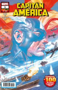 Capitán América #1-6 (100-105)