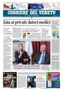 Corriere del Veneto Venezia e Mestre – 08 novembre 2020
