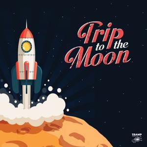 VA - Trip to the Moon - 14 Obscure R&B, Garage Rock and Deepfunk Songs About the Moon (2019)