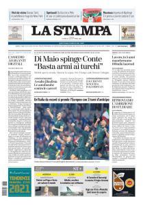 La Stampa Imperia e Sanremo - 13 Ottobre 2019