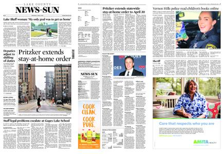 Lake County News-Sun – April 01, 2020