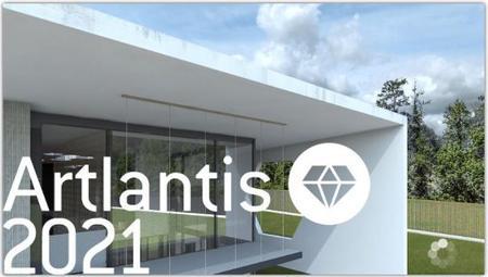 Artlantis 2021 v9.5.2.28201 + Portable
