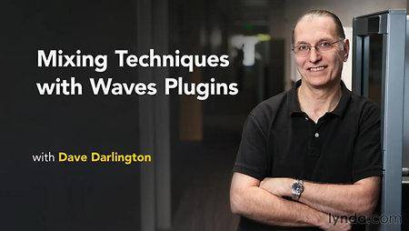 Mixing Techniques with Waves Plugins [repost]