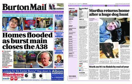 Burton Mail – March 27, 2018
