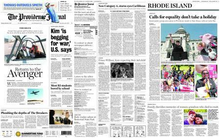 The Providence Journal – September 05, 2017
