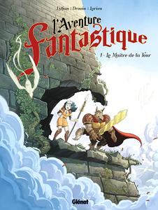 L'Aventure fantastique - Tome 1 - Le Maître de la tour (2018)