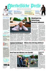 Oberhessische Presse Marburg/Ostkreis - 04. September 2019