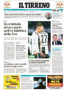 Il Tirreno Livorno - 4 Marzo 2019