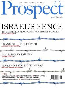 Prospect Magazine - August 2003
