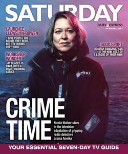 Saturday Magazine – August 14, 2021