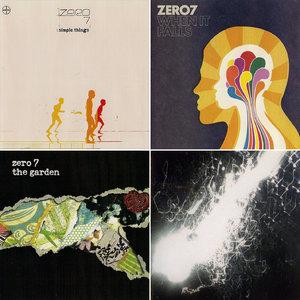 Zero 7 - Studio Albums 2001-2009 (5CD) [Re-Up]