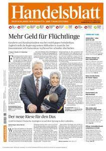 Handelsblatt - 27. August 2015
