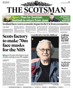 The Scotsman - 15 May 2020