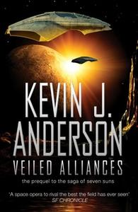 «Veiled Alliances» by Kevin J. Anderson