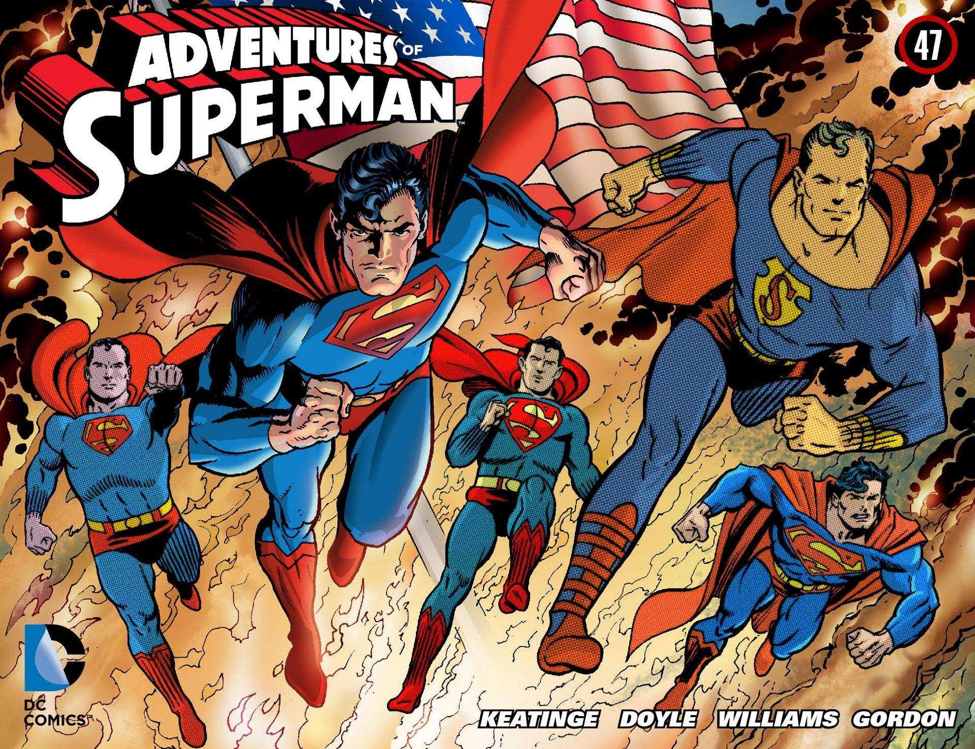 Adventures of Superman 047 2014 Digital