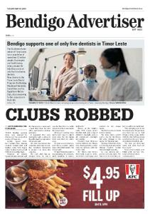Bendigo Advertiser - May 7, 2019