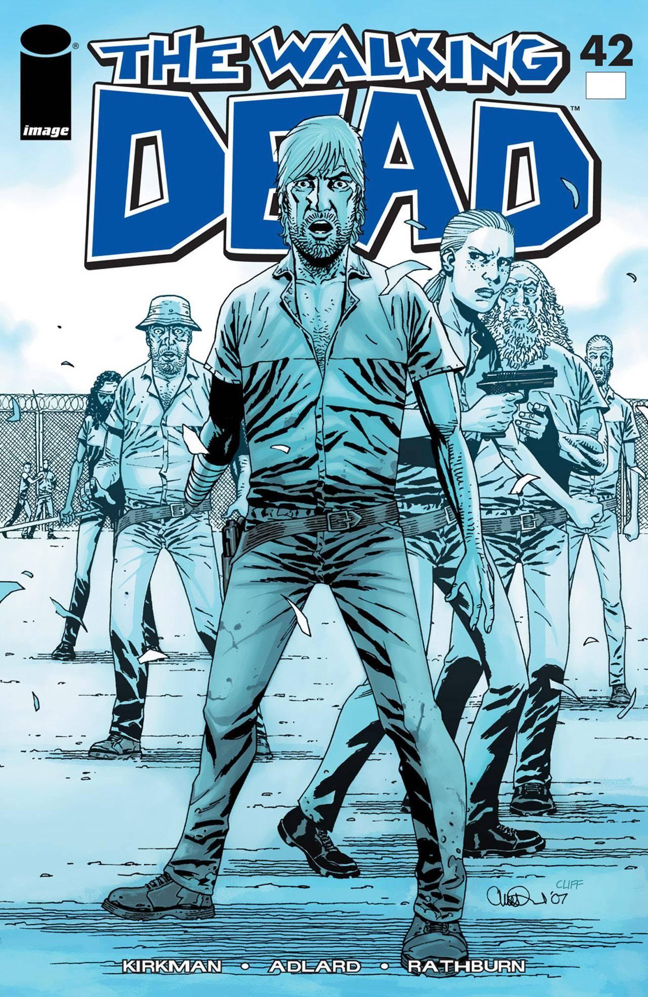 Walking Dead 042 2007 digital