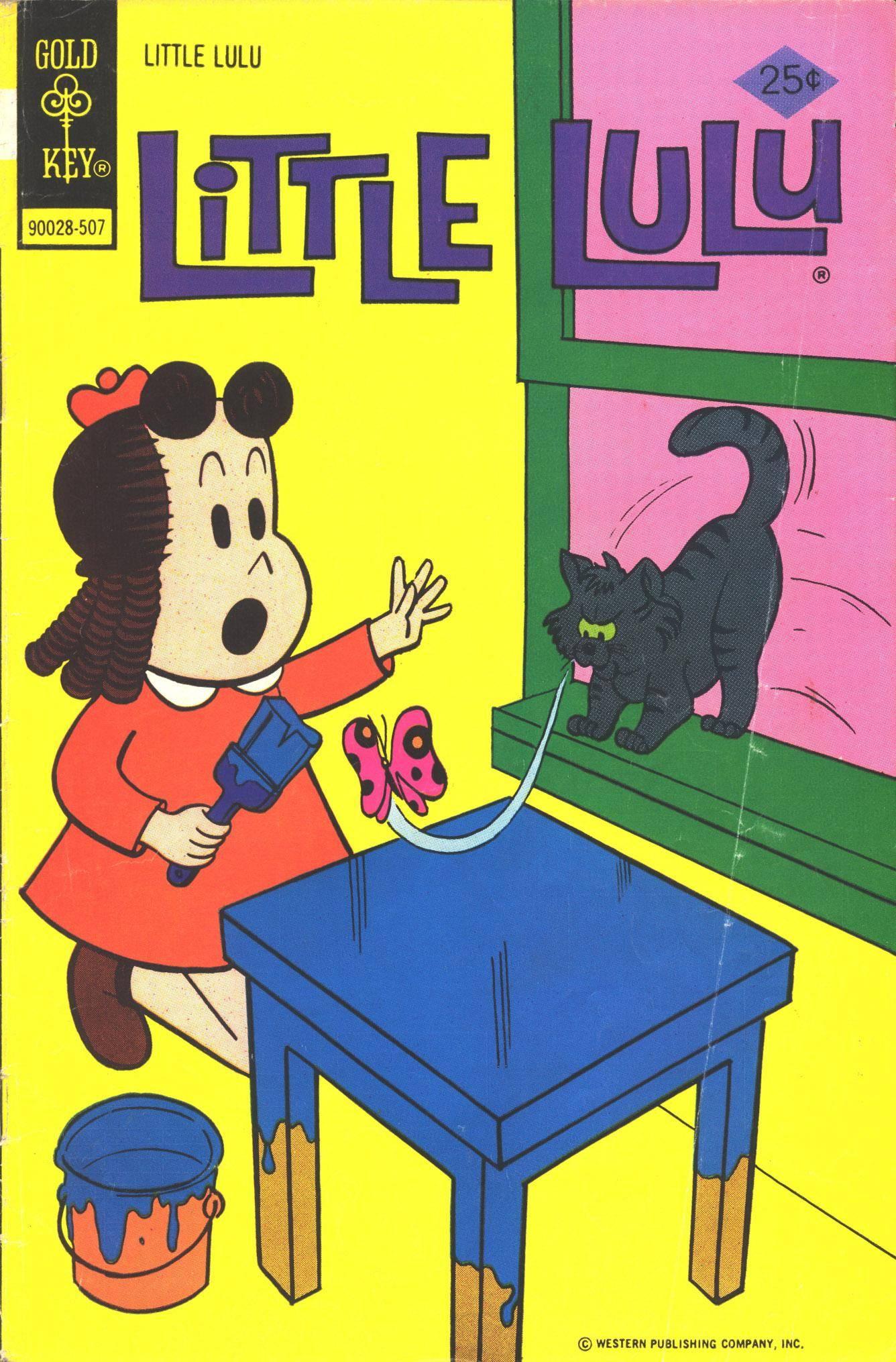 Little Lulu 1975-07 226