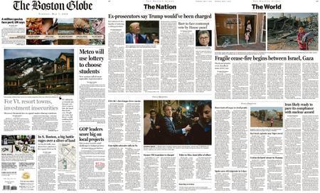 The Boston Globe – May 07, 2019