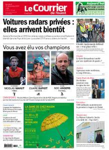 Le Courrier de l'Ouest Cholet – 13 décembre 2019