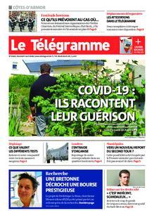 Le Télégramme Guingamp – 03 avril 2020