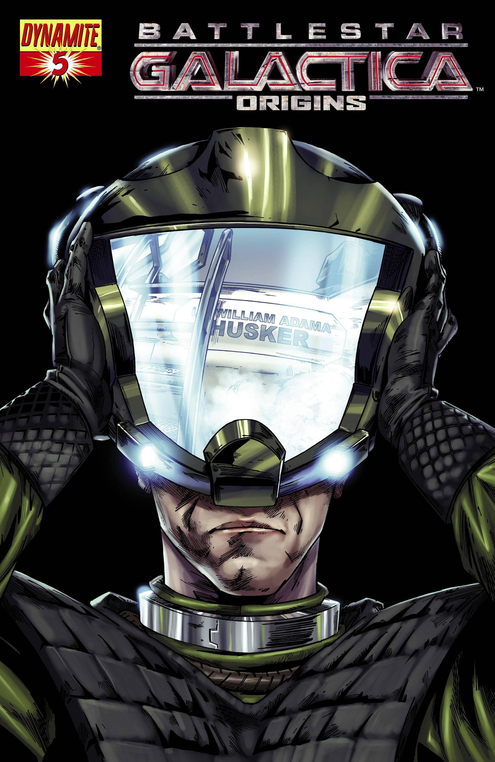 Battlestar Galactica - Origins 005 - Adama 01 of 04 2008 2 covers digital