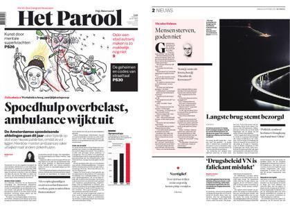 Het Parool – 23 oktober 2018