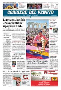 Corriere del Veneto Venezia e Mestre – 16 febbraio 2020