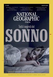 National Geographic Italia - Agosto 2018