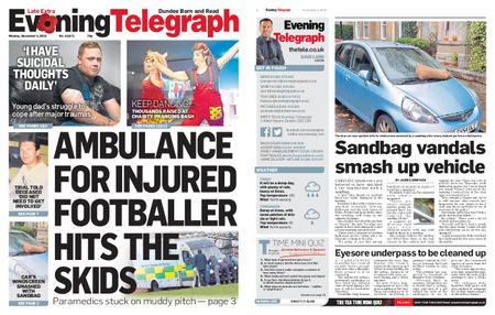 Evening Telegraph First Edition – November 04, 2019