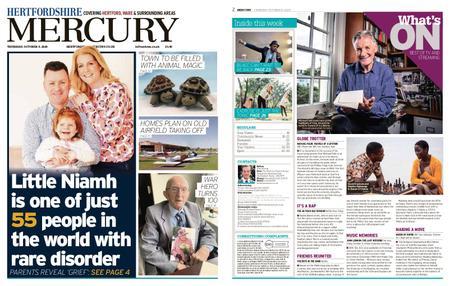Hertfordshire Mercury – October 08, 2020