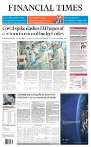 Financial Times Middle East - November 12, 2020