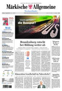 Märkische Allgemeine Westhavelländer - 16. August 2019