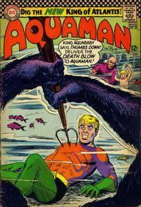 Aquaman v1 28
