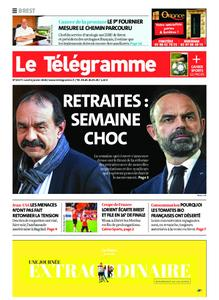 Le Télégramme Brest – 06 janvier 2020