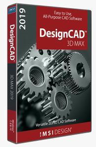 IMSI DesignCAD 3D Max 2019 v28.0 Release 31.05.2019