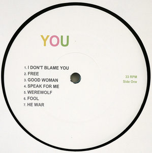 Cat Power – You Are Free (US Original) Vinyl rip in 24 Bit/96 Khz + CD