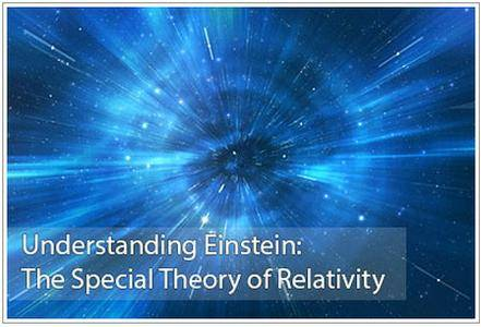 Coursera - Understanding Einstein: The Special Theory of Relativity