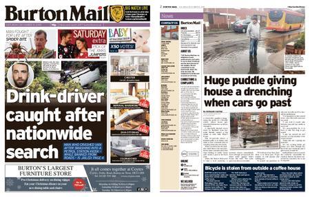 Burton Mail – December 08, 2018