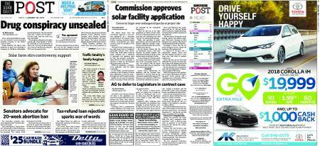 The Guam Daily Post – January 26, 2018