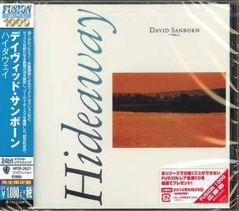 David Sanborn - Hideaway (1980) Japanese Remastered 2014 [Re-Up]