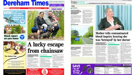 Dereham Times – May 09, 2019