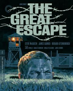 The Great Escape (1963) [The Criterion Collection]