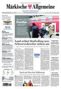 Märkische Allgemeine Zossener Rundschau - 05. Oktober 2017