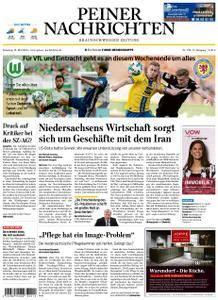 Peiner Nachrichten - 12. Mai 2018