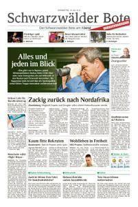 Schwarzwälder Bote Hechingen - 19. Juli 2018