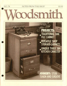 Woodsmith Magazine Issue 74