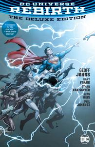 DC Universe-Rebirth-The Deluxe Edition 2016